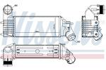 Chłodnica powietrza doładowującego - intercooler NISSENS  96765