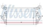 Chłodnica powietrza doładowującego - intercooler NISSENS 96849 NISSENS 96849
