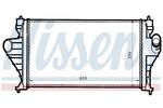Chłodnica powietrza doładowującego - intercooler NISSENS 96851 NISSENS 96851