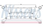 Chłodnica powietrza doładowującego - intercooler NISSENS 96859 NISSENS 96859