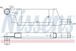Chłodnica powietrza doładowującego - intercooler NISSENS 96898 NISSENS 96898
