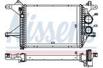 Chłodnica powietrza doładowującego - intercooler NISSENS 96976 NISSENS 96976