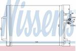 Chłodnica klimatyzacji - skraplacz<br>NISSENS<br>94004[...]