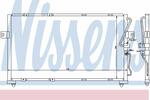 Chłodnica klimatyzacji - skraplacz<br>NISSENS<br>94418
