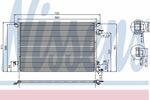 Chłodnica klimatyzacji - skraplacz<br>NISSENS<br>94598
