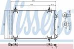 Chłodnica klimatyzacji - skraplacz<br>NISSENS<br>94826