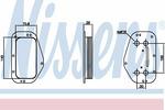 Chłodnica oleju silnikowego NISSENS 90741