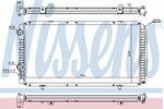 Chłodnica wody NISSENS 61390