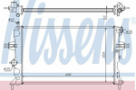 Chłodnica wody<br>NISSENS<br>630041