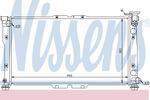 Chłodnica wody NISSENS 66615