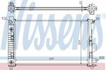 Chłodnica wody NISSENS 62781A