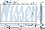 Chłodnica wody NISSENS 647771