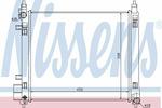 Chłodnica wody NISSENS 68720