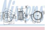 Wentylator wnętrza - dmuchawa NISSENS 87086