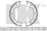 Szczęki hamulcowe hamulca postojowego - komplet NK  2715695-Foto 2