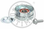 Rolka kierunkowa, prowadząca paska klinowego zębatego OPTIMAL  0-N2395S