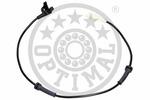 Czujnik prędkości obrotowej koła (ABS lub ESP) OPTIMAL  06-S021 (Oś przednia po obydwu stronach)-Foto 3