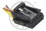Czujnik prędkości obrotowej koła (ABS lub ESP) OPTIMAL  06-S065 (Oś przednia)