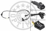 Czujnik prędkości obrotowej koła (ABS lub ESP) OPTIMAL  06-S065 (Oś przednia)-Foto 5