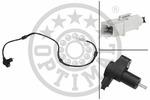 Czujnik prędkości obrotowej koła (ABS lub ESP) OPTIMAL  06-S115 (Oś tylna)-Foto 4