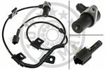 Czujnik prędkości obrotowej koła (ABS lub ESP) OPTIMAL  06-S166 (Oś przednia, z prawej)-Foto 2