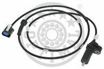 Czujnik prędkości obrotowej koła (ABS lub ESP) OPTIMAL  06-S176 (Oś tylna strona lewa)