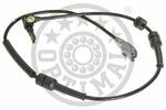 Czujnik prędkości obrotowej koła (ABS lub ESP) OPTIMAL  06-S191 (Oś przednia, z lewej strony)