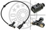 Czujnik prędkości obrotowej koła (ABS lub ESP) OPTIMAL  06-S206 (Oś przednia)-Foto 3