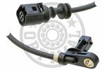 Czujnik prędkości obrotowej koła (ABS lub ESP) OPTIMAL  06-S206 (Oś przednia)