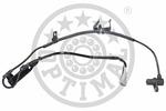Czujnik prędkości obrotowej koła (ABS lub ESP) OPTIMAL  06-S372 (Oś przednia, z prawej)-Foto 3