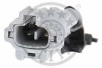 Czujnik prędkości obrotowej koła (ABS lub ESP) OPTIMAL  06-S372 (Oś przednia, z prawej)