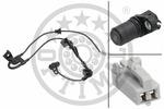 Czujnik prędkości obrotowej koła (ABS lub ESP) OPTIMAL  06-S381 (Oś tylna strona lewa)-Foto 5