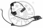 Czujnik prędkości obrotowej koła (ABS lub ESP) OPTIMAL  06-S381 (Oś tylna strona lewa)-Foto 4