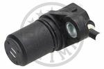 Czujnik prędkości obrotowej koła (ABS lub ESP) OPTIMAL  06-S381 (Oś tylna strona lewa)-Foto 2