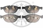 Klocki hamulcowe - komplet OPTIMAL  12500 (Oś przednia)-Foto 3