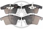 Klocki hamulcowe - komplet OPTIMAL  12533 (Oś przednia)-Foto 3