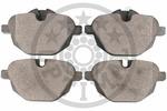 Klocki hamulcowe - komplet OPTIMAL  12548 (Oś tylna)-Foto 2