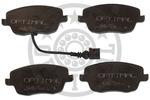 Klocki hamulcowe - komplet OPTIMAL 77501