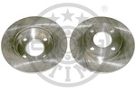 Tarcza hamulcowa OPTIMAL BS-1200 (Oś tylna)-Foto 2