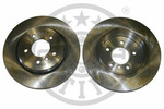 Tarcza hamulcowa OPTIMAL BS-6550 OPTIMAL BS-6550