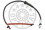 Czujnik zużycia klocków hamulcowych OPTIMAL WKT-50305K OPTIMAL WKT-50305K