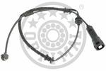 Czujnik zużycia klocków hamulcowych OPTIMAL  WKT-50422K (Oś przednia)-Foto 2