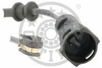 Czujnik zużycia klocków hamulcowych OPTIMAL  WKT-50422K (Oś przednia)