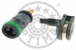 Czujnik zużycia klocków hamulcowych OPTIMAL  WKT-50582K (Oś przednia)
