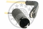 Czujnik zużycia klocków hamulcowych OPTIMAL  WKT-59007K (Oś tylna)