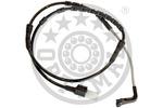 Czujnik zużycia klocków hamulcowych OPTIMAL  WKT-60035K (Oś przednia)-Foto 2