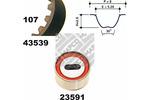 Rozrząd - zestaw paska MAPCO 23539 MAPCO 23539