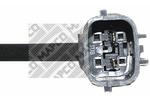 Czujnik prędkości obrotowej koła (ABS lub ESP) MAPCO  86586 (Oś przednia, z prawej)-Foto 2