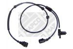 Czujnik prędkości obrotowej koła (ABS lub ESP) MAPCO 86847