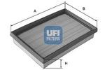 Filtr powietrza UFI 30.098.00